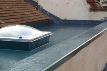 Fibreglass Flat Roofing | Fast Call Roofing